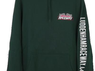 Hoodie Green – Front
